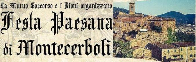 45° Festa del Congio di Montecerboli | Pomarance