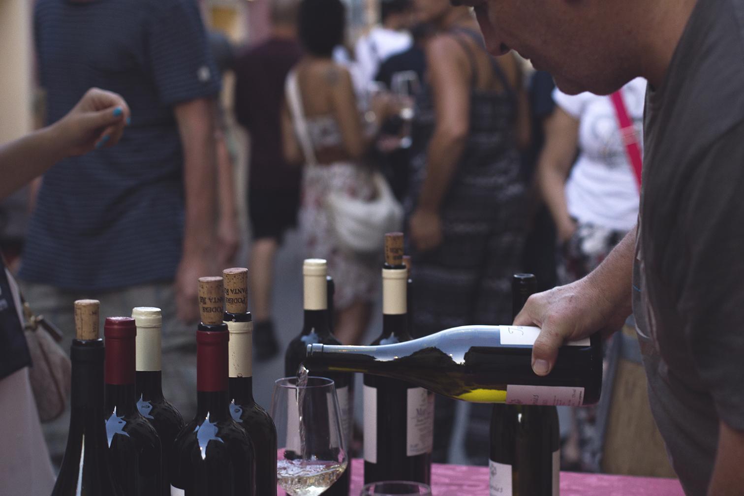"""Calici di Stelle"" – Wine tasting under the stars   Terricciola"
