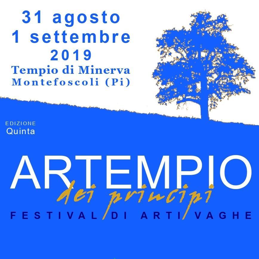5° Artempio – Festival di arti vaghe al Tempio di Montefoscoli | Palaia