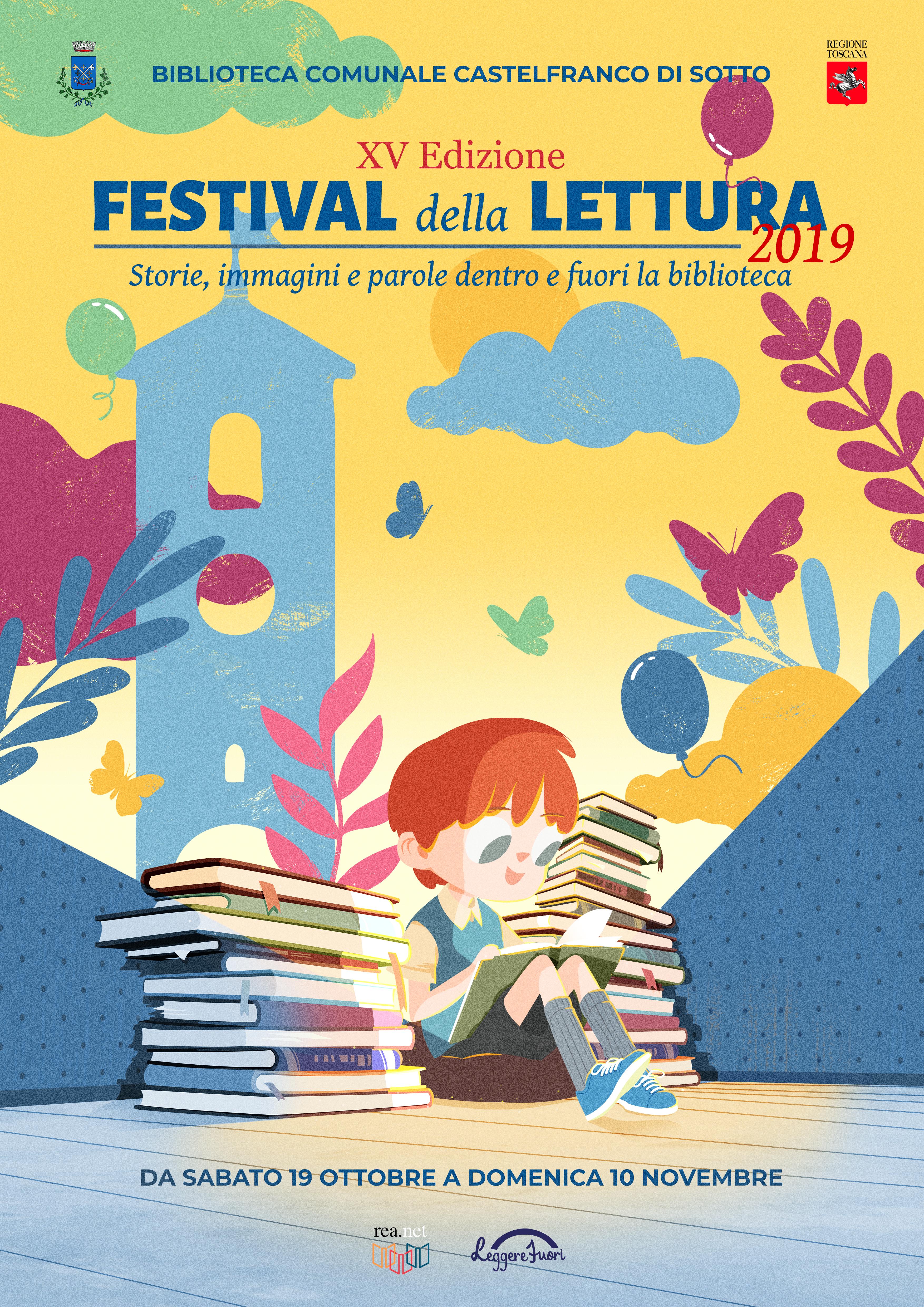 15° Festival della Lettura | Castelfranco di Sotto