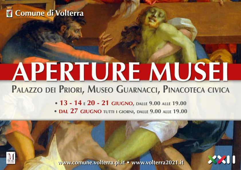 Visite guidate dei Musei di Volterra