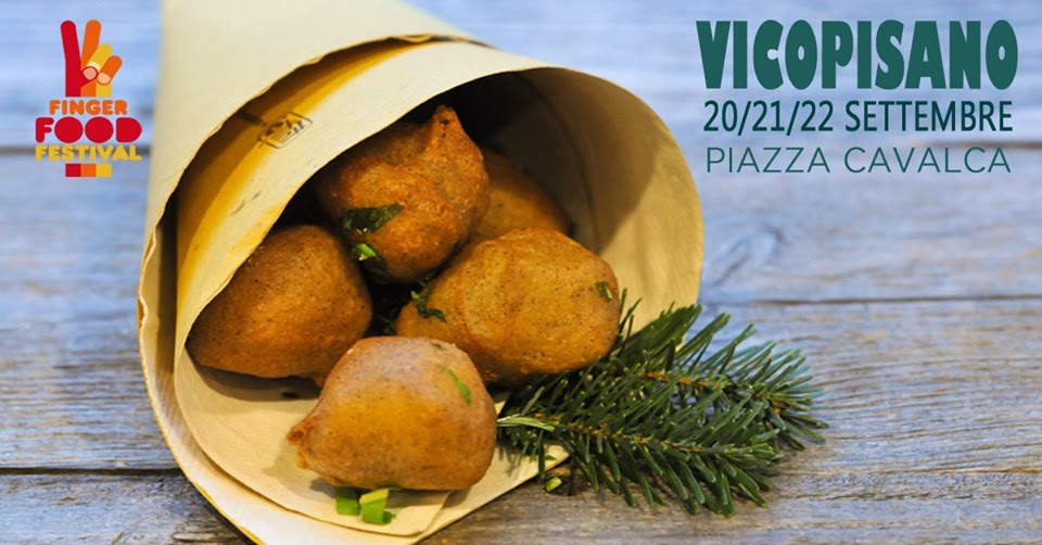 Finger Food Festival, 1st edition| Vicopisano