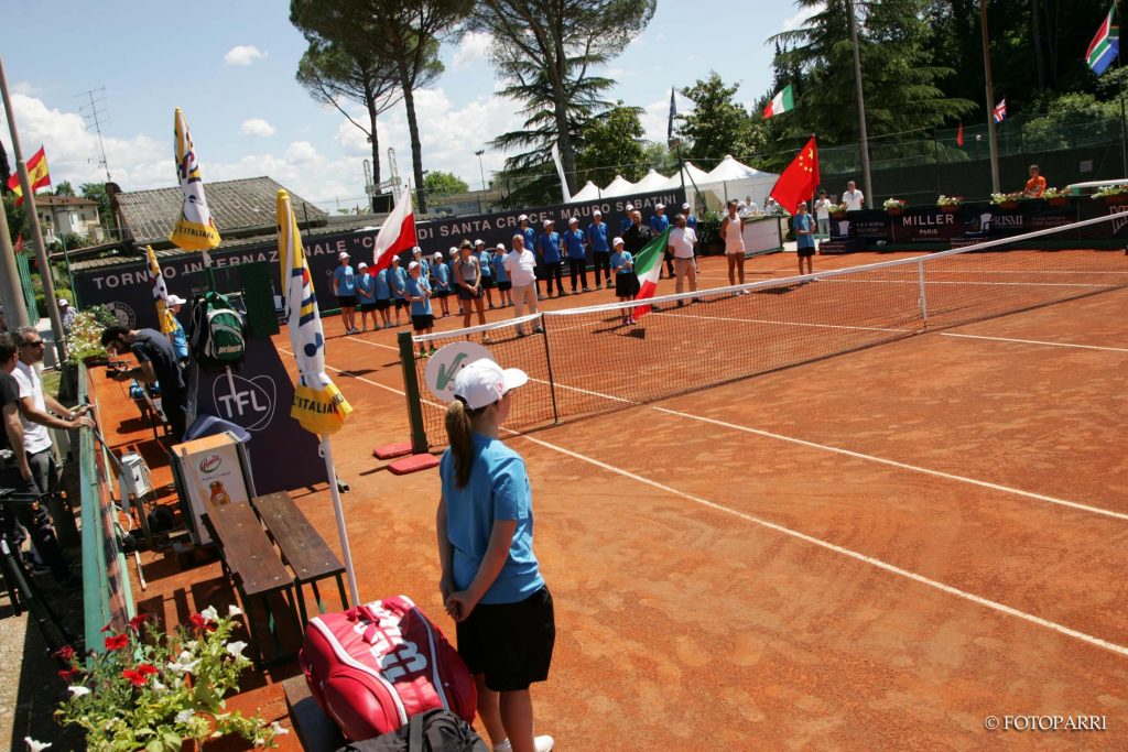 International Juniores Tennis Tournament, 42nd edition | Santa Croce sull'Arno