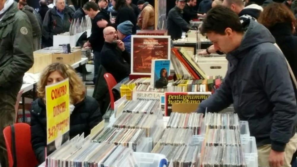 19° Mostra del Disco 33/45/Mix, CD e Dvd usato e da collezione | Pisa