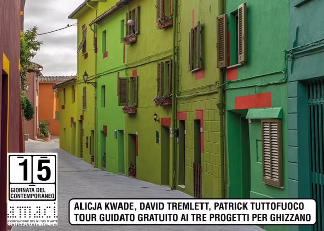 15° Giornata del Contemporaneo | Pisa e Ghizzano di Peccioli