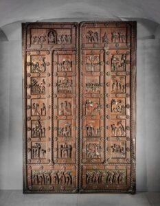 porta bronzo bonanno museo opera duomo pisa