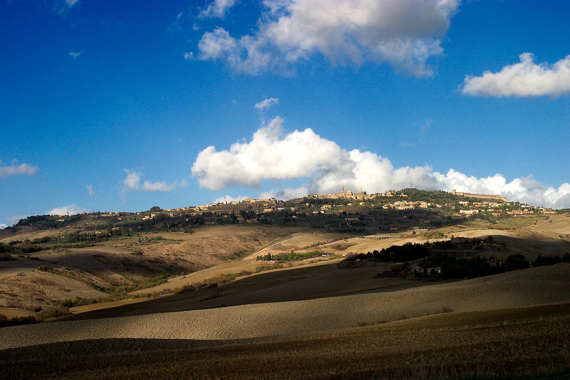 Running Race Volterra – San Gimignano