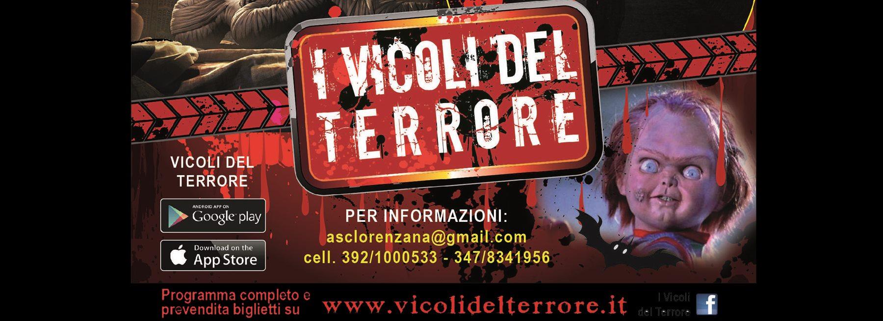 12° I vicoli del terrore | Lorenzana