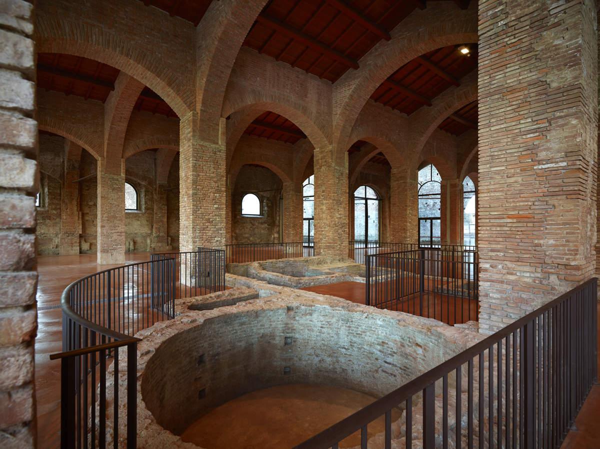 "3° Biennale di architettura di Pisa: ""Tempodacqua"""
