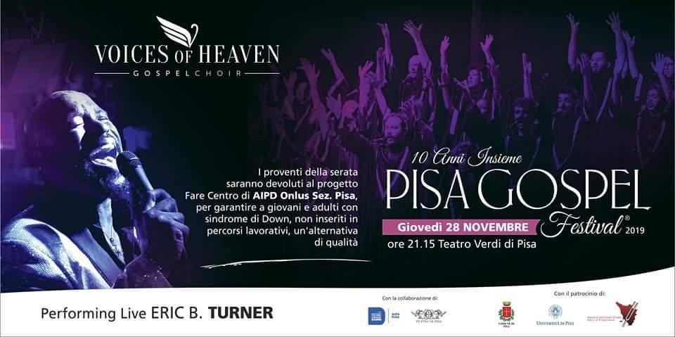 10° Pisa Gospel Festival