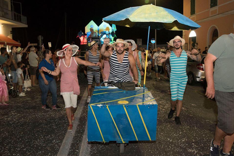 Carnevale Estivo del Litorale | Marina di Pisa