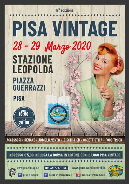 Pisa Vintage, 17° edizione