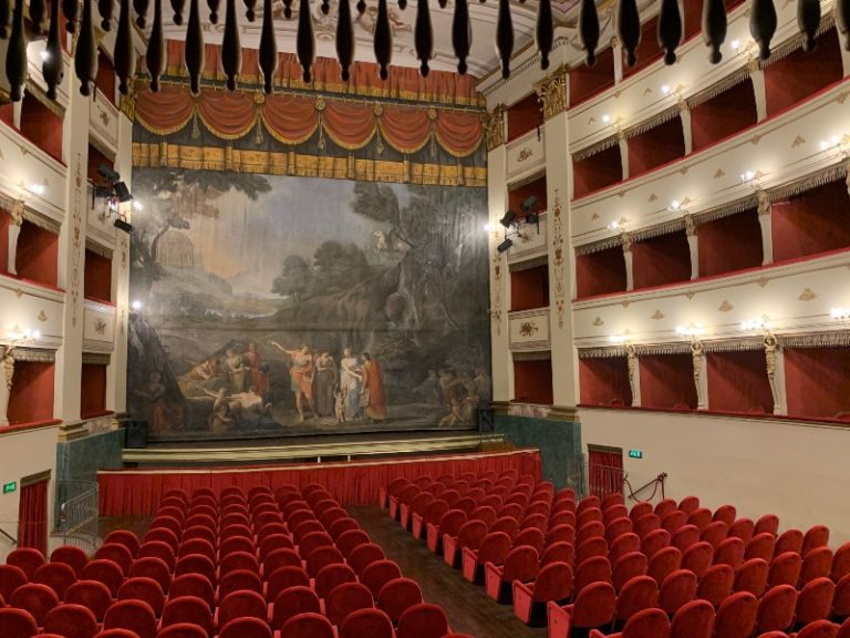 """Persio Flacco"" Theatre Season in Volterra"