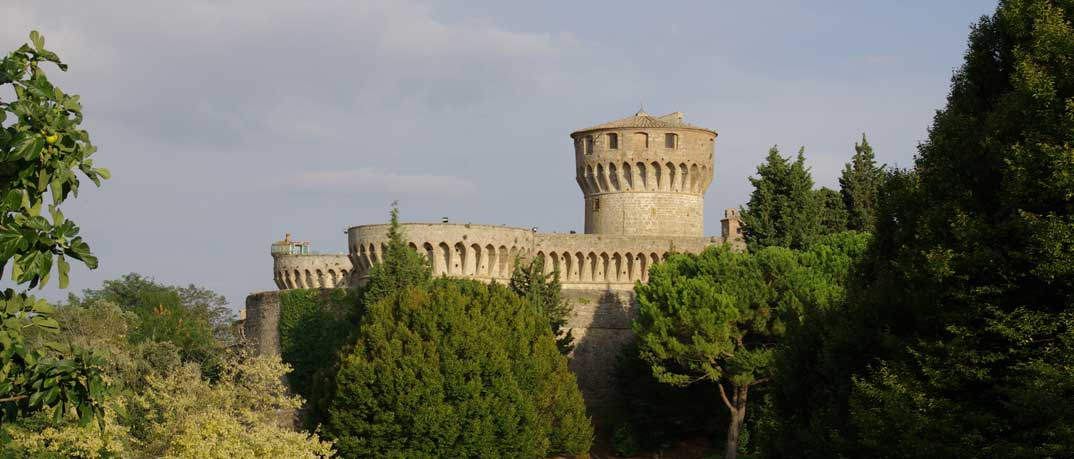 Guided tour of the Fortress Keep | Volterra