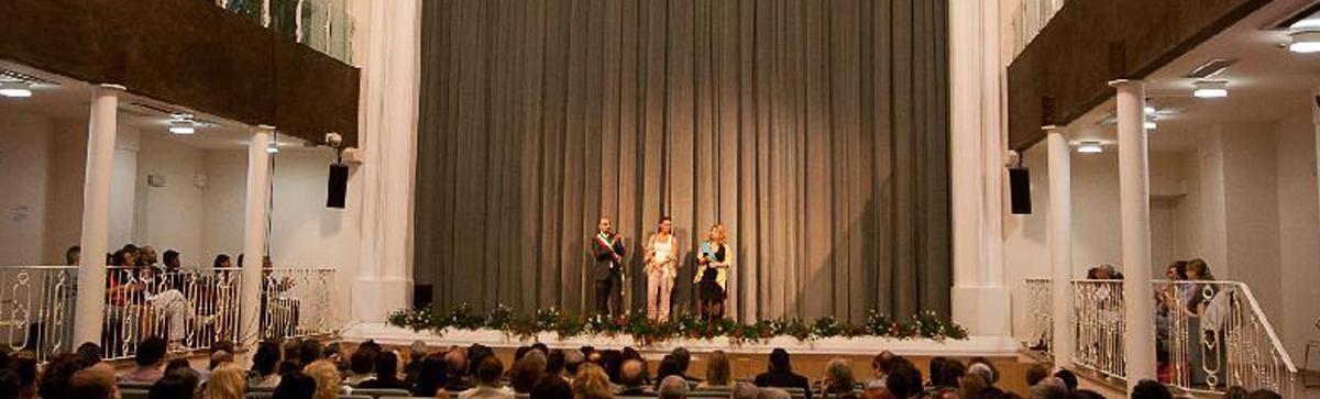 Casciana Terme Lari | Teatro Verdi di Casciana Terme