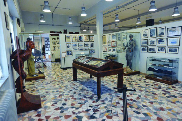 Museo storico delle Aviotruppe | Pisa