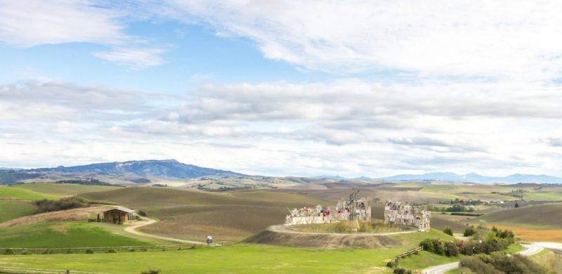 Itinerario in Valdera: Peccioli, Lajatico e Chianni