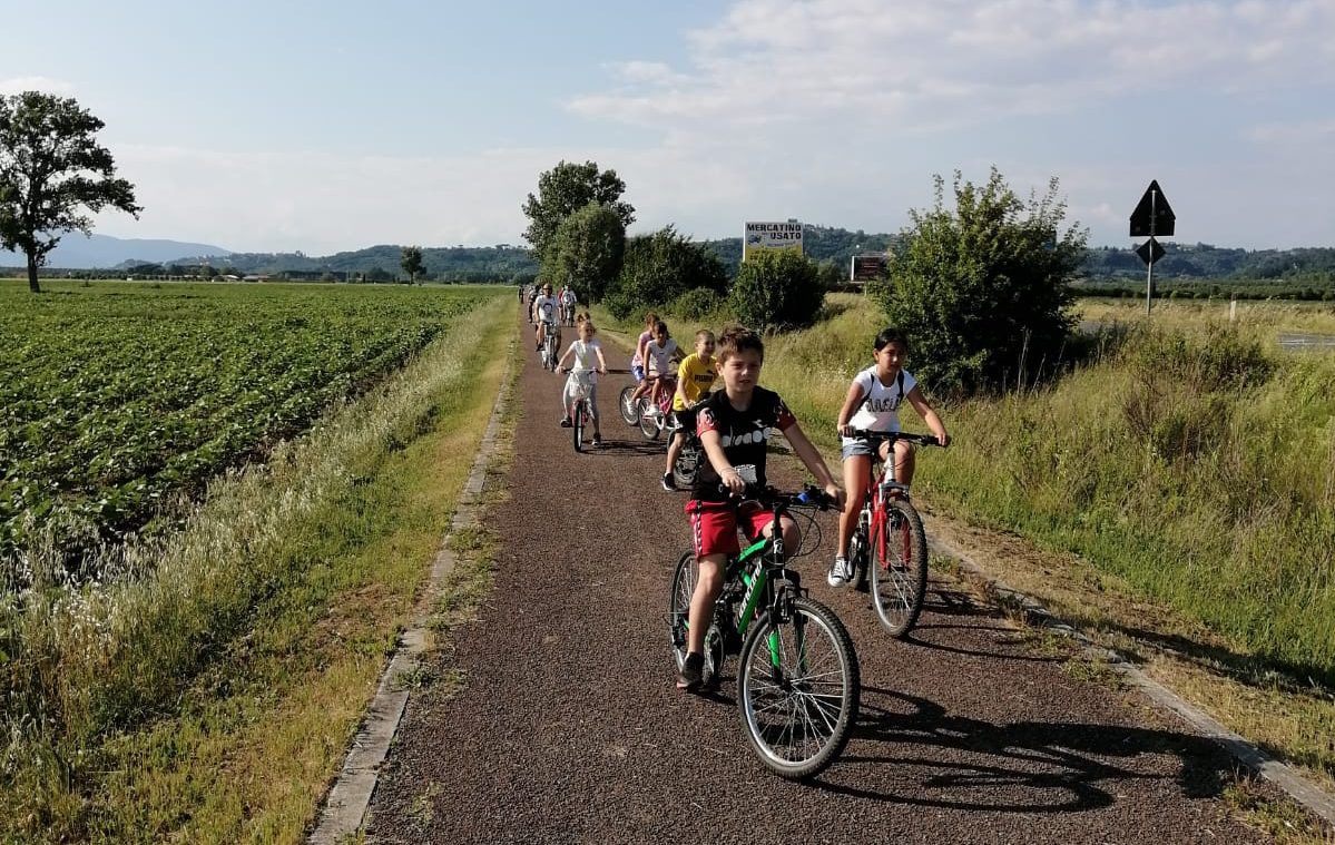 Domeniche a piedi o in bicicletta   Capannoli