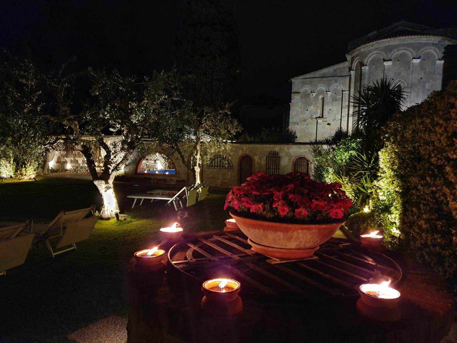 Incontri al Giardino della Pieve | San Casciano, Cascina