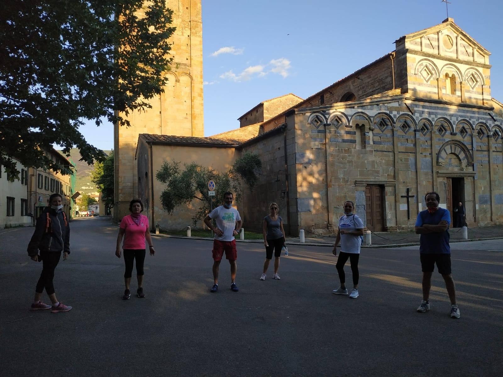 Vagamonti : passeggiate da Calci sui Monti Pisani