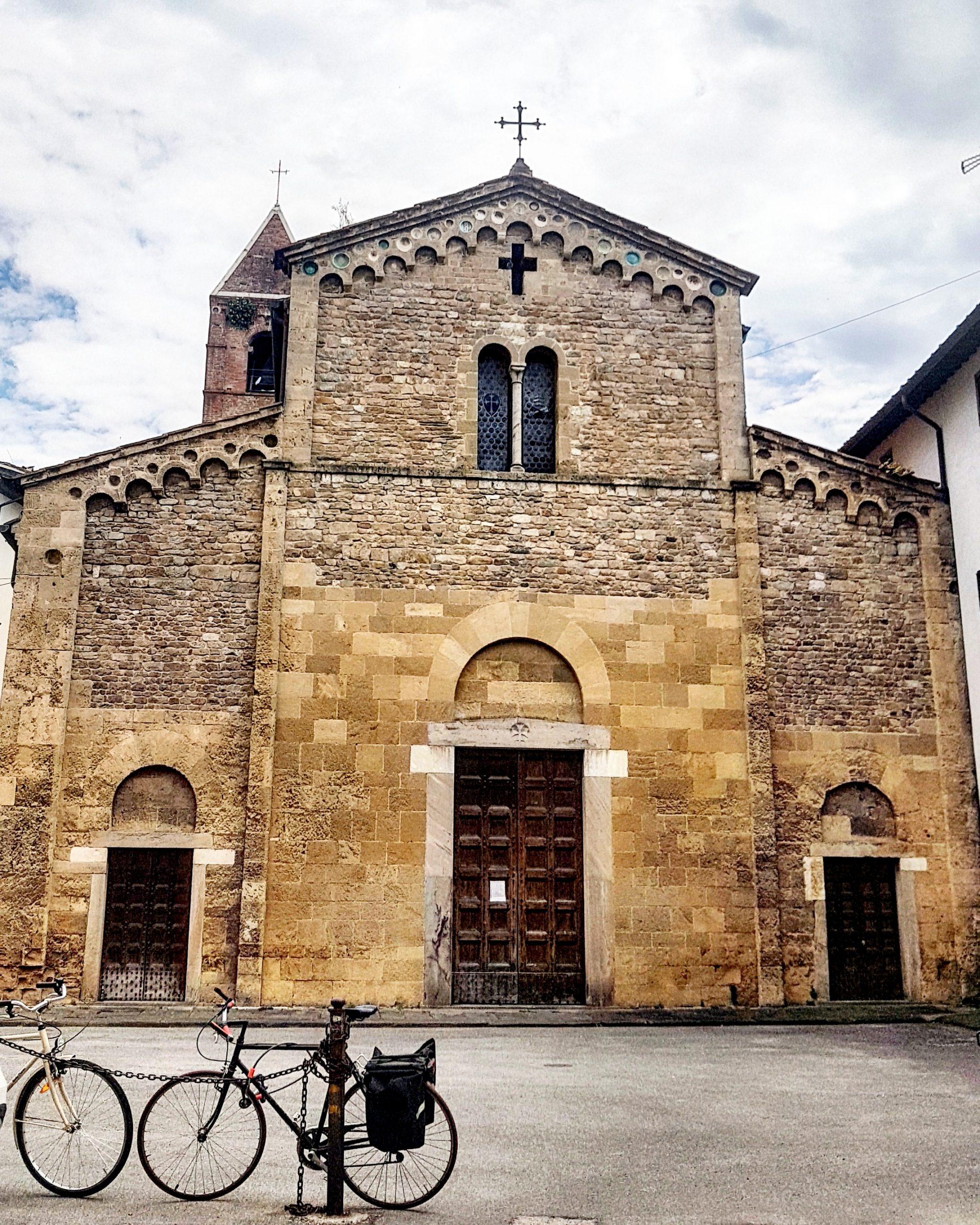 Visita scavi archeologici Chiesa di San Sisto | Pisa