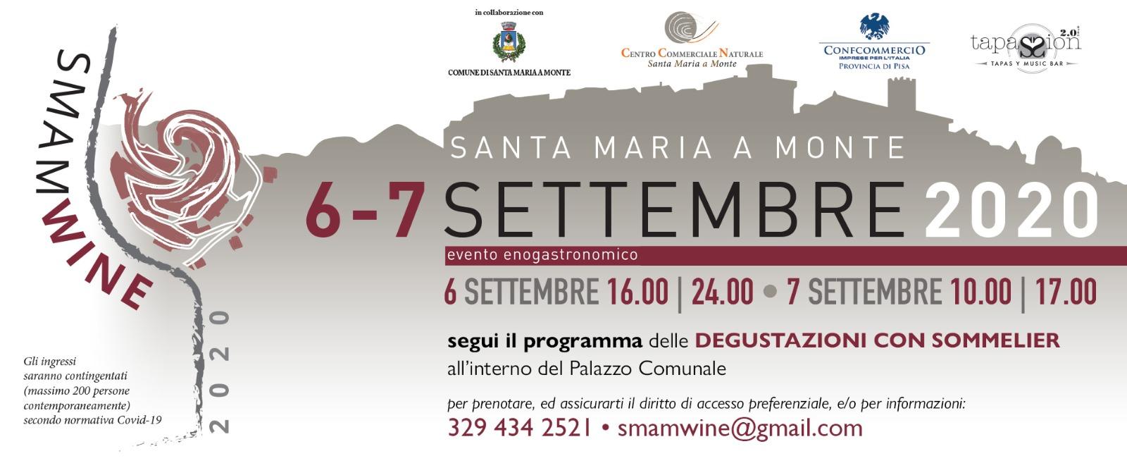 SMAM Wine   Santa Maria a Monte