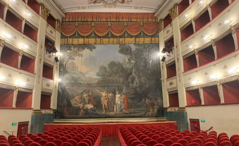 Visite guidate al Teatro Persio Flacco | Volterra
