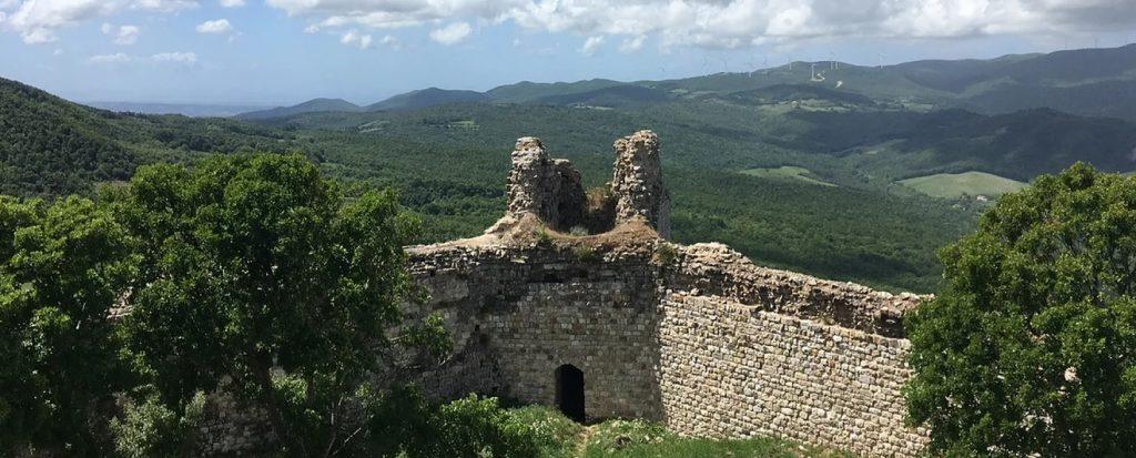 Rocca di Pietracassia | Escursioni in Valdera