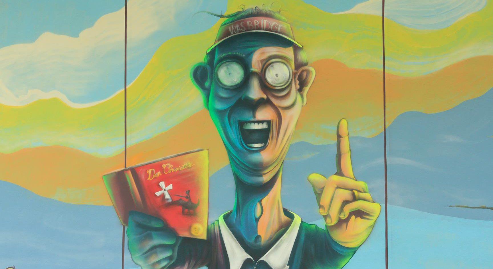 Arte contemporanea per le strade: cosa vedere a Pontedera