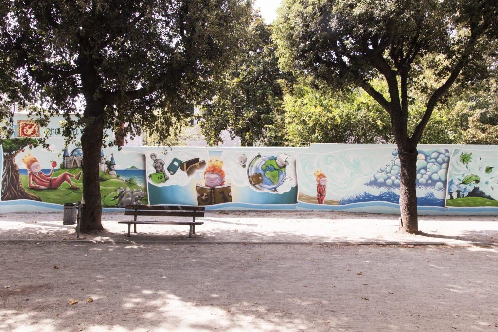 Parco Albereta Pontedera