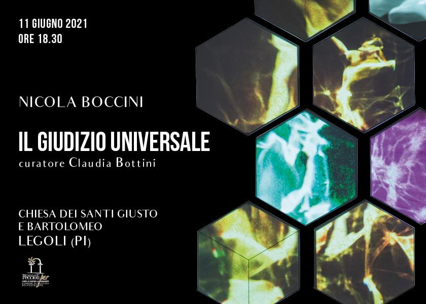 """Opera arte contemporanea """"Il Giudizio Universale""""   Legoli"""