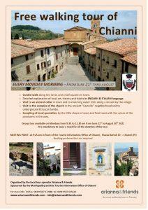 Free | Chianni | Tour